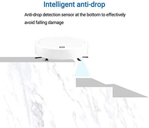 Nettoyeur Balayer Robot Lazy Smart Home Indoor aspirateursVous Company Cadeaux ultramince, aspiration forte, anticollision, Calme, USB Charge hsvbkwm 1yess