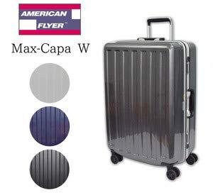 36L キャリーバッグ キャリーケース フレーム スーツケース  カーボンホワイト B07R8D1W3T