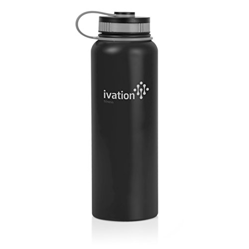 Ivation Insulated Stainless 40 Ounce Capacity