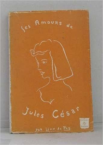 Livres gratuits Les amours de jules césar pdf epub