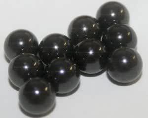 """G5 Si3N4 Ceramic Loose Bearing Balls 1.2mm 0.0472/"""" Silicon Nitride 100 Pcs"""
