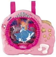 Vtech Disney Princess Cinderella Buena luz nocturna Baby parte Reloj