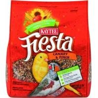 3 PACK FIESTA MAX FOOD, Color: CANARY/FINCH; Size: 2 POUND (Catalog Category: Bird:FOOD), My Pet Supplies