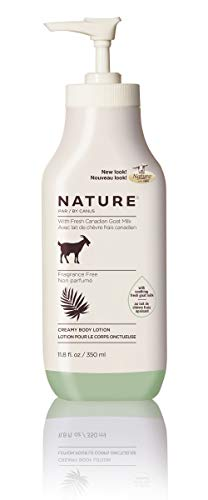 Nature by Canus, Fresh Goat's Milk Moisturizing Lotion, ()