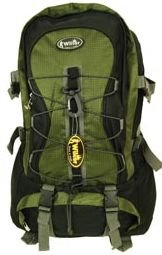 Hiking Trail Pack with Chest and Hip Straps (Blue or Green), Outdoor Stuffs