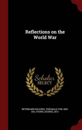 Reflections on the World War PDF