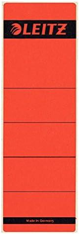 Leitz 16420035 Etichetta per Raccoglitore Blu