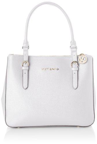 Kesslord Womens Suzie Top-Handle Bag White