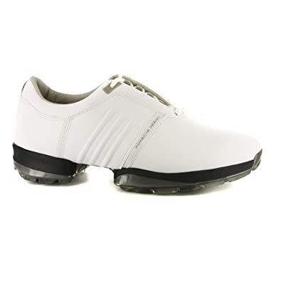 c3a662912ac5 Mens Adidas Porsche Design White Leather Designer Golf Shoes UK 13.5 ...