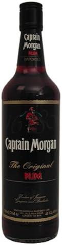 Capitán Morgan Ron oscuro 70cl (paquete de 70 cl): Amazon.es ...