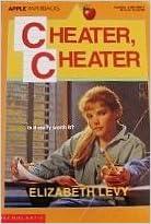 Book Cheater, Cheater