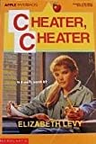 Cheater, Cheater, Elizabeth Levy, 0590458663