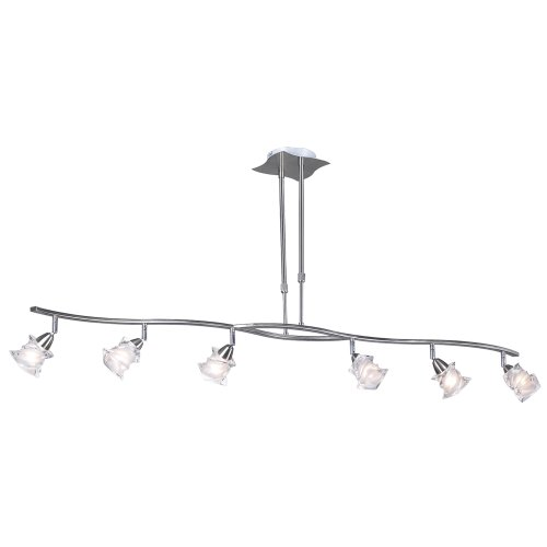 PLC Lighting 6073 SN Pendant from Avatar Collection -