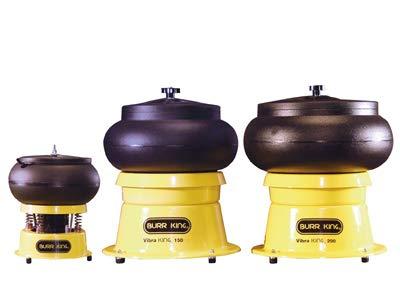 1-Pk Burr King 150 Bowl Vibratory 10 Qt 1/5 Hp 120V/1Ph 50-60Hz by APD incorporated (Image #1)