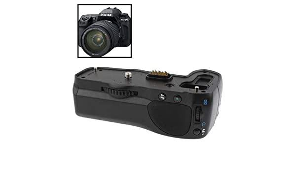 Camera Battery Grip for Pentax K-5 K-7 Photography Tools
