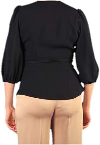 MALIPARMI Camicia Donna Nero JM4490-50123