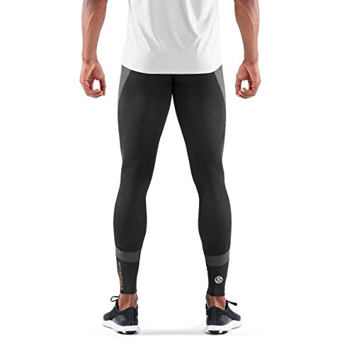 Skins K-Proprium Ultimate Long Compression Tights - Medium (Tall) - Black by Skins (Image #1)