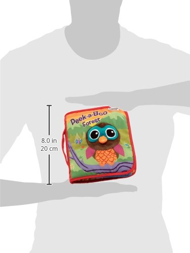 lamaze peek11 discount Lamaze Peek-A-Boo Forest, Fun Interactive Baby deals