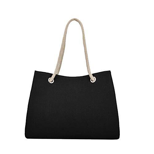 talla Negro Bolso para mochila única mujer MENGMA PHIYqS