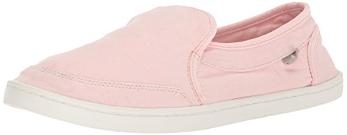 Sanuk Women's Pair O Dice Loafer Flat, Rose Quartz, 10 M US