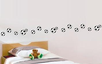 Sticker La Frise Ballons De Foot Sticker Forever Com