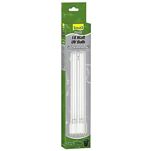 TetraPond Replacement UV Bulb for UV2 and UVC-18, 18-Watt