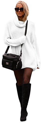 Maglione Maglione Donna Bianco Bianco Mikos Mikos Maglione Bianco Mikos Donna Donna Mikos pxHgnHza