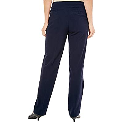 Counterparts Womens Solid Pull On Pants at Women's Clothing store