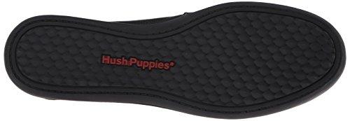 Hush Puppies Womens Ryann Claudine Slip-On Loafer Black bQy9mRAHh