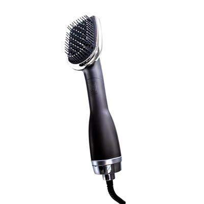 Uniqkka 3 in 1 Blower Brush - Dryer/Styler / Detangler - Black