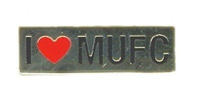 Manchester United F.C. Badge I love MUFC ()