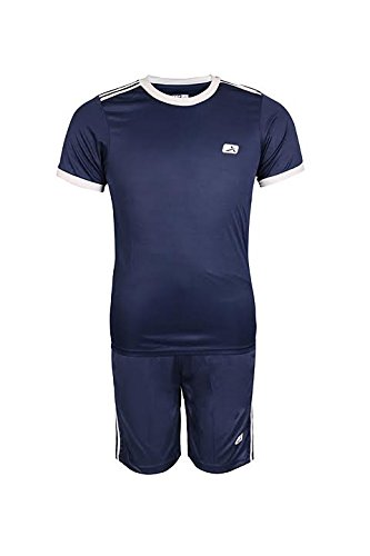 Buy Vector X Football Set (T-Shirt   Short) VFS-002-A (Navy) Online ... a2aa2c209
