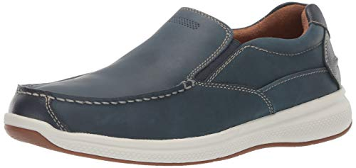 Florsheim Men's Ontario MT Slip Oxford, Indigo, 10 X-Wide ()