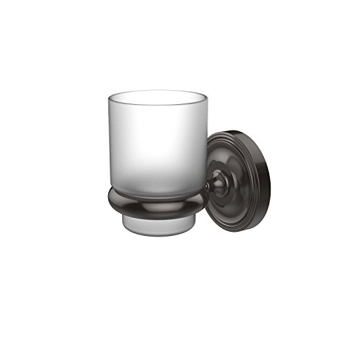 Allied Brass PR-66-ORB Wall Mounted Tumbler Holder, Oil Rubbed Bronze
