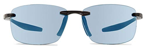 Used, Revo Rectangular Mens Polarized Sunglasses Descend for sale  Delivered anywhere in USA