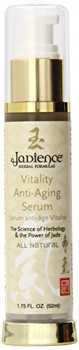 Vitality Anti-Aging Serum – Hyaluronic Acid Smoothes Facial Fine Lines & Wrinkles – Brighten & Tone