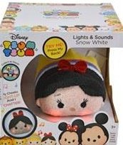 (Disney Tsum Tsum Lights & Sounds Snow White Plush)