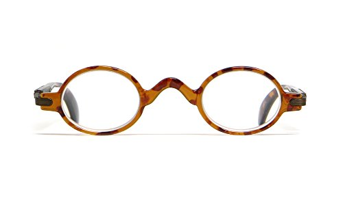 2d61a59d9a15 Calabria R314 Vintage Professor Oval Reading Glasses Incredibly ...