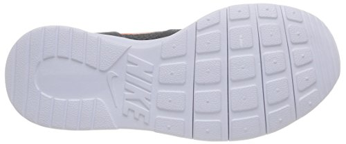 Nike Kaishi (GS) - Zapatillas de running, Niñas Dark Grey/Total Orange
