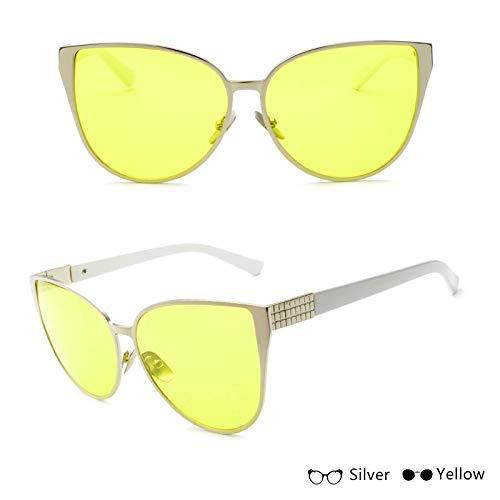 Aprigy - Gafas de Sol del Ojo de Gato para Las Mujeres Gafas ...