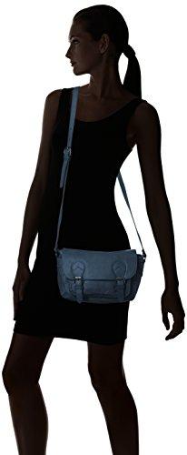Sabrina Nicky, Borsa a tracolla donna Blu (Blu (Denim))