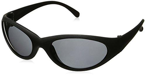Radians CB01P0ID Revelation Cobalt Polarized Safety Glasses with Smoke Lens
