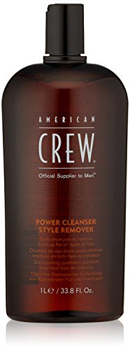 American Crew Power Cleanser Style Remover Shampoo, 1000 ml, 1er Pack (1 x 1 Stück)