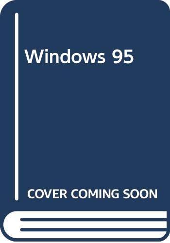 Windows'95 por Jaime Yraolagoitia