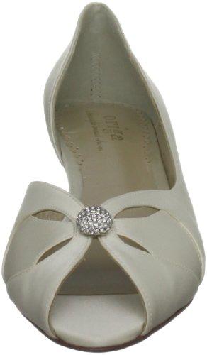 Origa Women's Hera Bridal Ivory Silk G33qxm