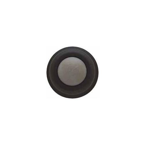 Baldwin 4015.102 Wall Type Flush Bumper, Oil Rubbed Bronze -