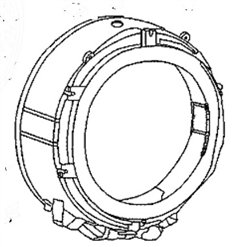 Whirlpool 285982 Front Outer T