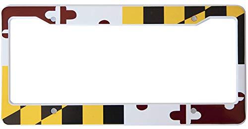 maryland license plate frame - 9