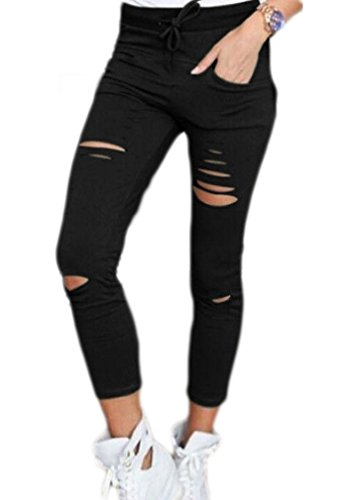 Qearal Women Stretch Fitted Jeggings Tro - Pencil Cotton Women Trousers Shopping Results