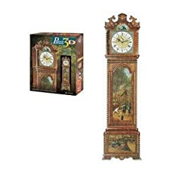 Puzz 3D Grandfather Clock 777 pieces